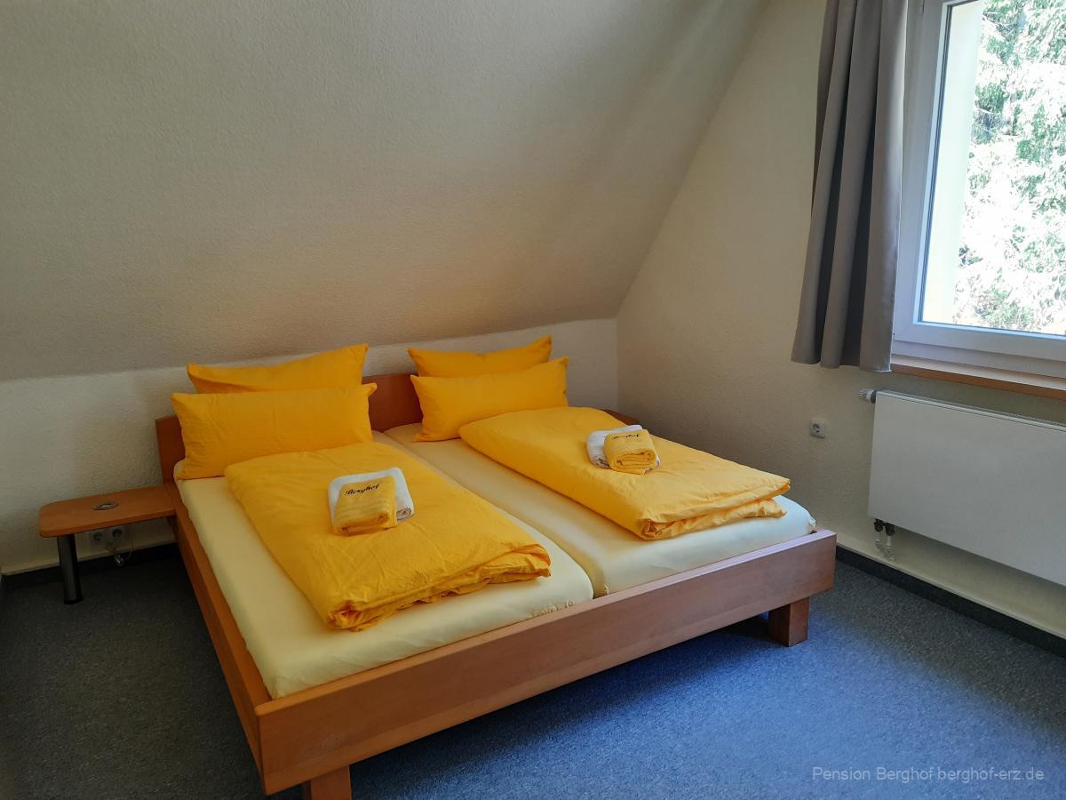 komfortable Betten Zimmer