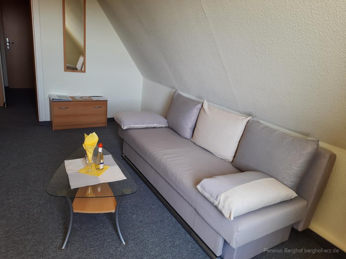 Sitzecke Zimmer